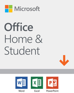 Microsoft Software 79G-05029 Office 2019 Home/Student ENG Brown Box