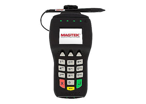 MAGTEK, DYNAPRO, MULTIFUNCTION PAYMENT DEVICE W/EMV CONTACT & CONTACTLESS NFC SMART CARD READER, PINPAD, MSR, COLOR TOUCH DISPLAY, SIG CAPTURE, DUKPT, DES, USB, 256MB RAM, COST INCL KEY LOAD, ADDL KE