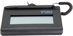 TOPAZ, SIGLITE 1X5 (HID USB) ELECTRONIC SIGNATURE PAD, WITH SOFTWARE, 2-YEAR FACTORY WARRANTY