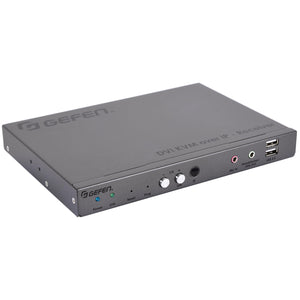 DVI KVM over IP Receiver Pckge