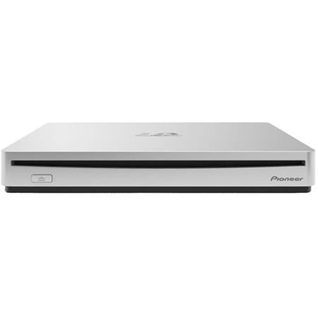 Pioneer Optical Drives BDR-XS06 6X USB 3.0 BD/DVD/CD Writer Support BDXL with Software Retail
