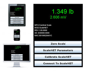 DETECTO SCALES, ENTERPRISE POINT OF SALE, LOGISTICS SCALE ACCESSORIES, APS WI-FI OPTION