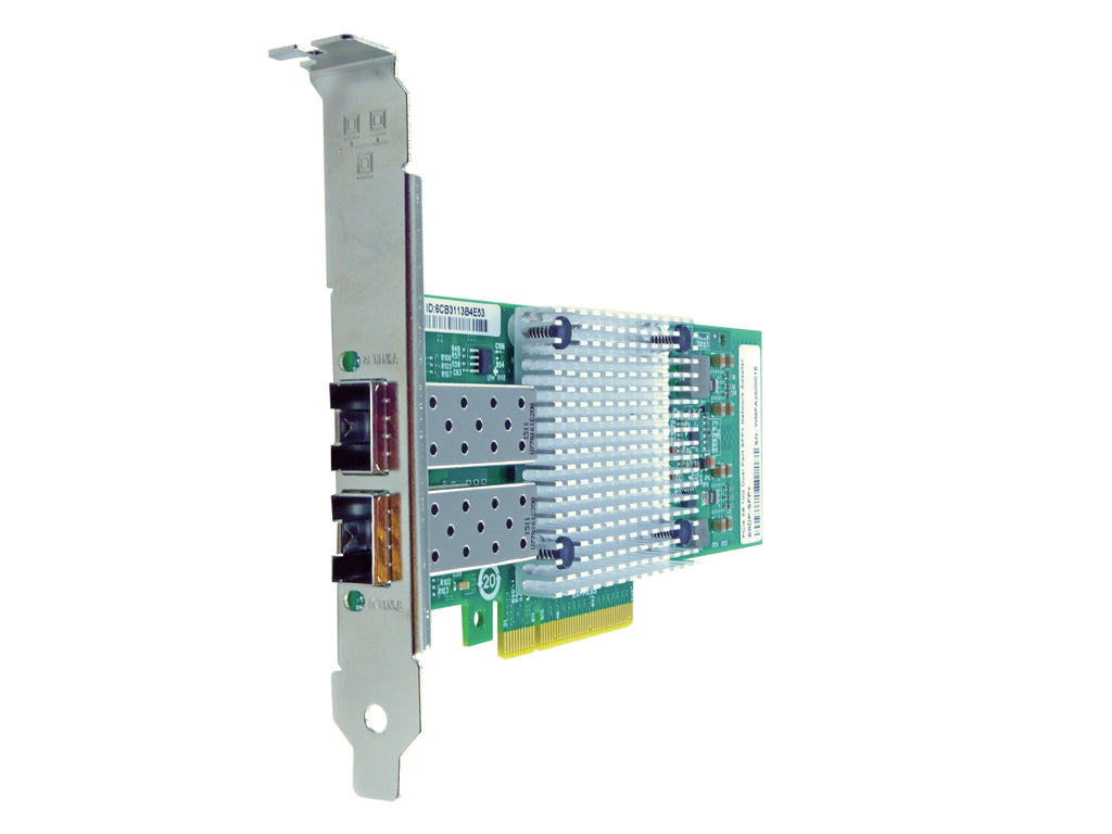 Axiom 10Gbs Dual Port SFP+ PCIe x8 NIC Card for Intel - E10G42BTDA