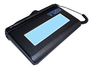 TOPAZ, SIGLITE LCD 1X5 (VIRTUAL SERIAL USB), WITH SOFTWARE