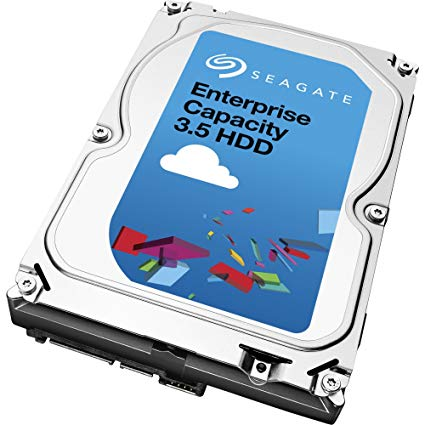 Seagate Hard Drive ST2000NM0135 2TB SAS 6Gb/s Enterprise 7200RPM 128MB 3.5inch 512e Bare