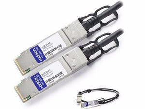 AddOn NetAPP X6558-R6 Compatible TAA Compliant 40GBase-CU QSFP+ to QSFP+ Direct