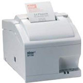 STAR MICRONICS, SP712MU GRY US, IMPACT, FRICTION, PRINTER, TEAR BAR, USB, GRAY, POWER SUPPLY INCLUDED