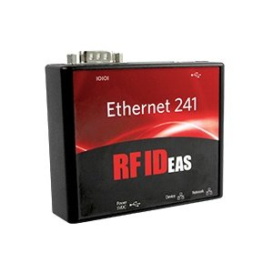 RFIDEAS, ETHERNET 241 CONVERTER USB & PIN 9 SERIAL W/ POWER SUPPLY