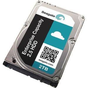 Seagate HDD ST2000NX0243 2TB SATA 6Gb/s Enterprise Storage 7200RPM 128MB 2.5inch Bare