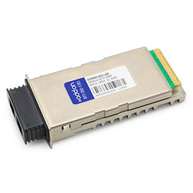 AddOn HP 459006-B21 Compatible TAA Compliant 10GBase-SR X2 Transceiver (MMF, 850