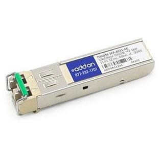 AddOn Cisco DWDM-SFP-4931 Compatible TAA Compliant 1000Base-DWDM 100GHz SFP Tran
