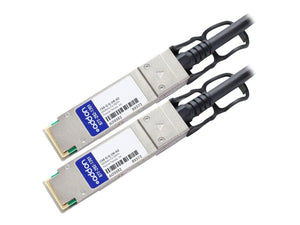 AddOn Arista Networks CAB-Q-Q-1M Compatible TAA Compliant 40GBase-CU QSFP+ to QS