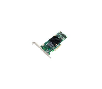Adaptec Controller Card 2277500-R Series 8 12Gb/s PCI-Express SAS/SATA Low Profile MD2 RAID Adapters Retail
