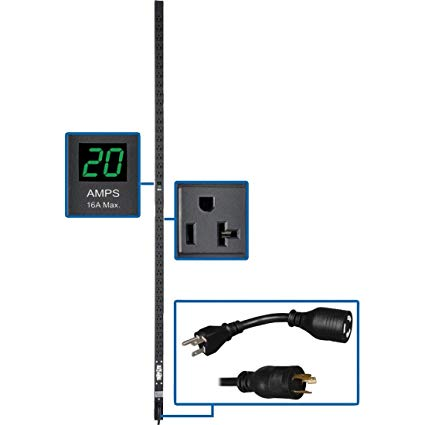 PDU METERED 120V 20A 5-15 20R 36 OUTLET