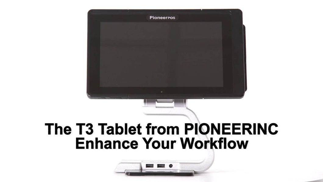PIONEERPOS, ACCESSORY, T3 TABLET, UP BASE