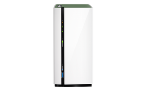 QNAP Network Attached Storage TS-228A-US 1Bay 1GB DDR4 1.4G ARM Quad-core 1.4GHz 3.5 inch SATA HDD Retail
