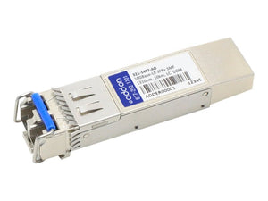 AddOn NetScout 321-1487 Compatible TAA Compliant 10GBase-LR SFP+ Transceiver (SM
