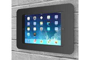 COMPULOCKS, UNIVERSAL SECURE ROKKU ENCLOSURE, IPAD AIR 1/2, GALAXY TAB A, S2/S3 9.7, BLACK