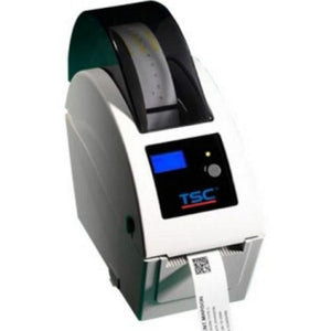 TSC, PRINTER, TDP 225W WRISTBAND PRINTER, HOLDS UP TO 6.5 INCH OD WRISTBANDS ON 1 OR 1 1/2 INCH CORE. INCLUDES USB 2.0 ETHERNET, LCD DISPLAY