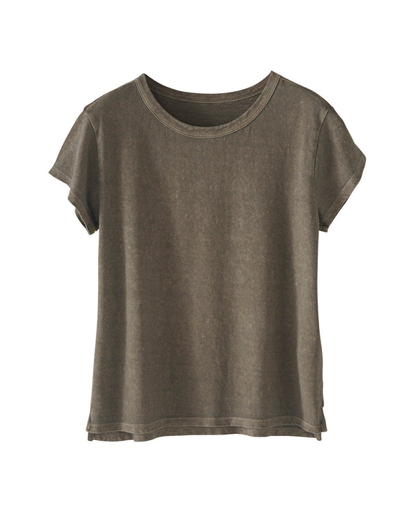 Hemp & Organic Cotton Women's T-shirt (BST033)