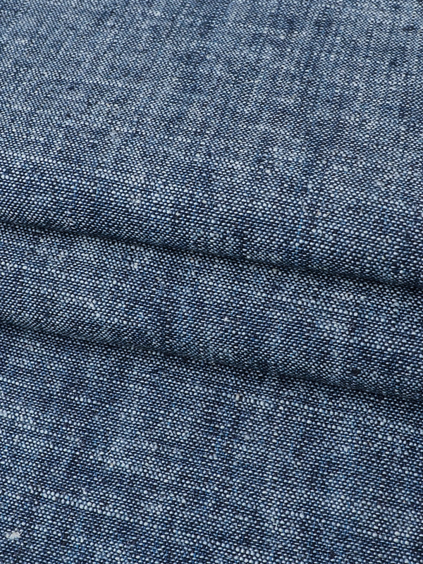 Hemp & Organic Cotton Light Weight Denim Fabric(HG06266)