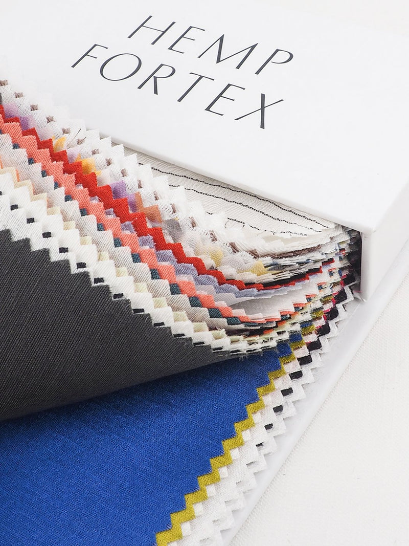 Silk Blended Woven Fabric Swatch Book