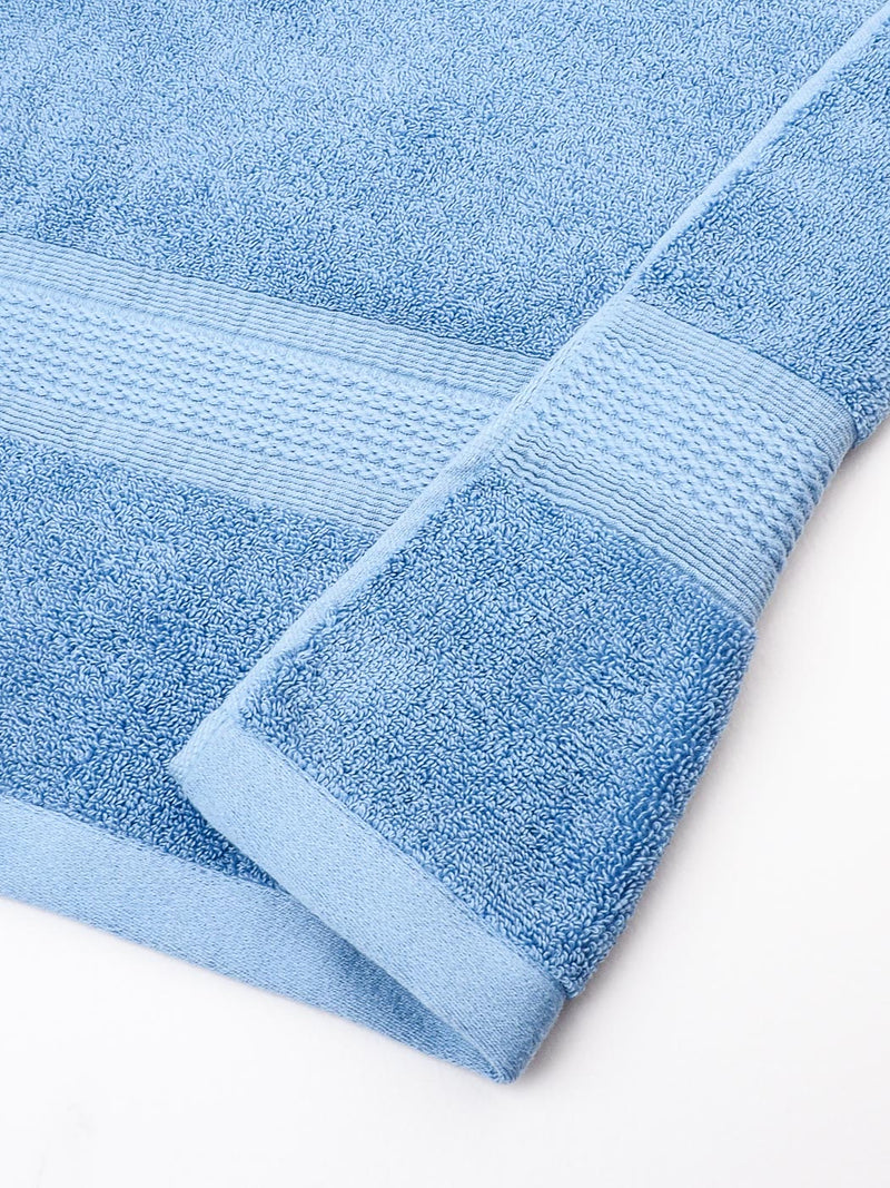 Natural Hemp Cotton Soft Wrap Absorbent Plain Household Bath Towel