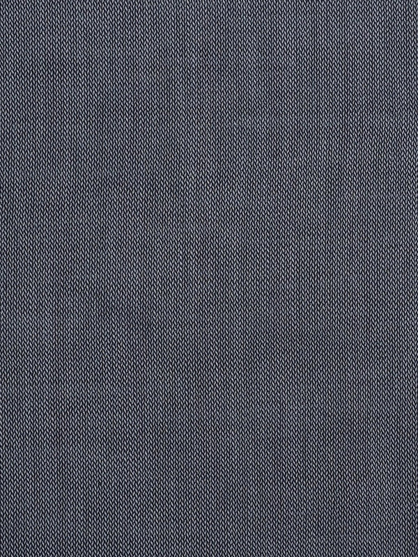 Pure Organic Cotton Light Weight Herringbone Fabric(OG12721A Dark Blue)