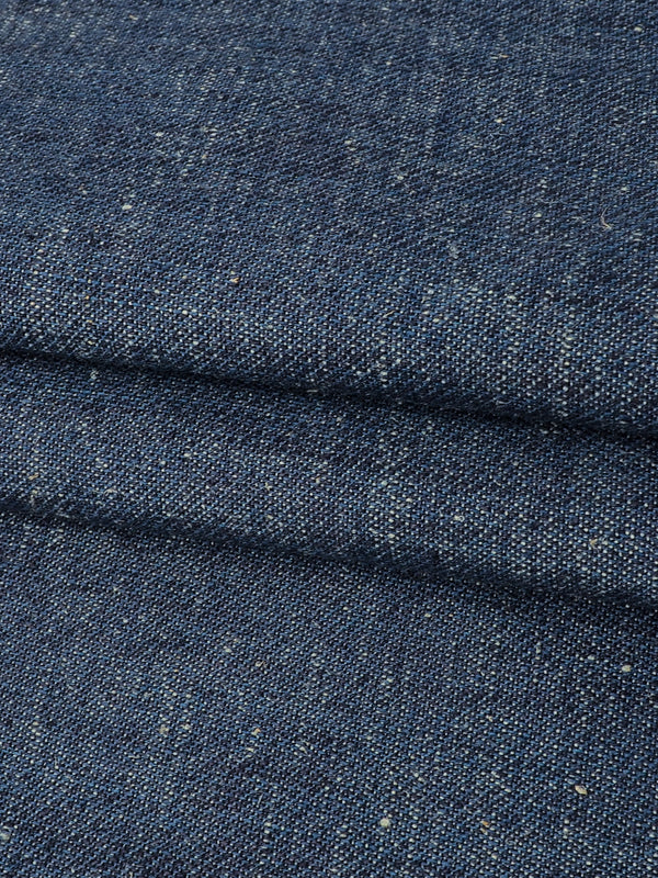 Organic Cottn Mid-Weight Stretched Denim Fabric (OG14590)