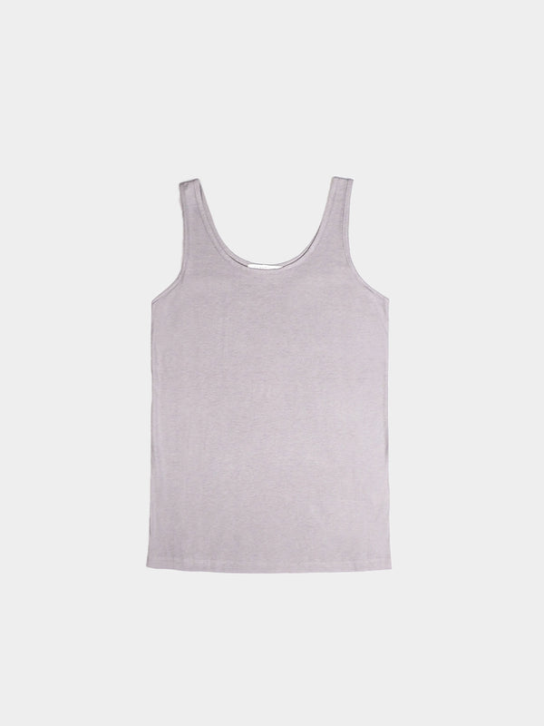 Hemp, Organic cotton Light Weight Women's Vest ( 17SS019W ) (Three Colors Available)