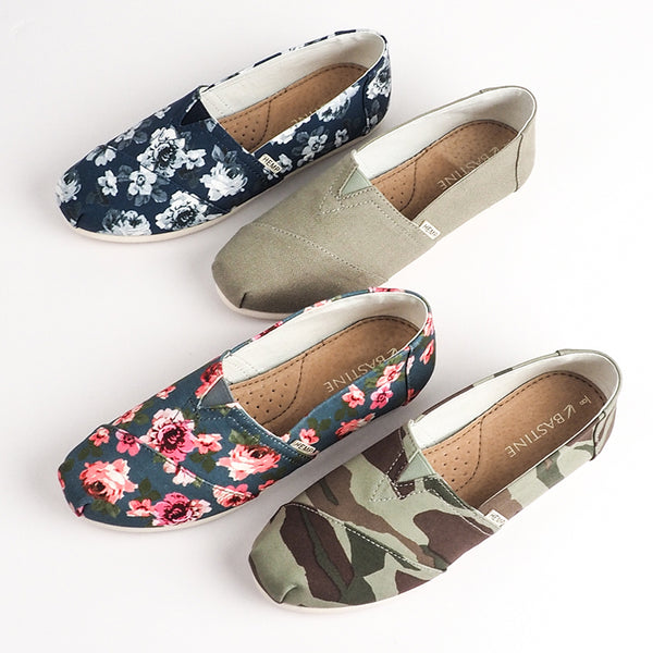 Women's Hemp Loafer Flat ( Six Colors Available )