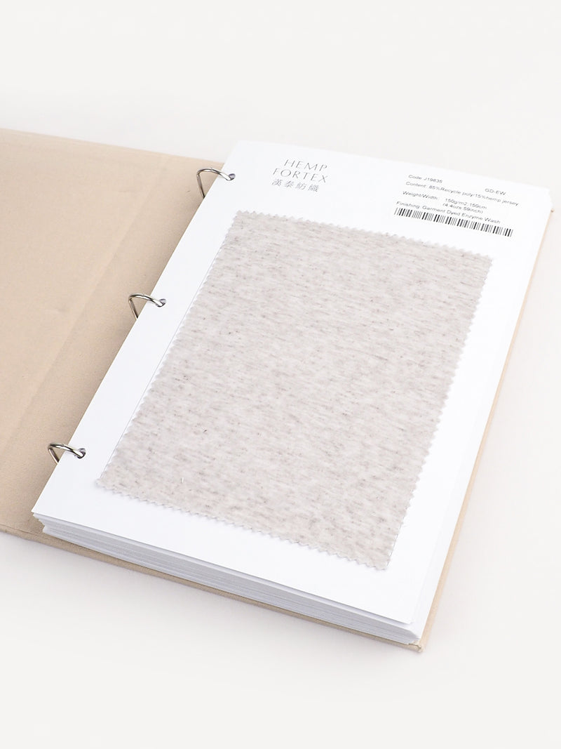 2020 New Collection Wholesale Swatch Book Series (Including Woven and Knit Fabric)