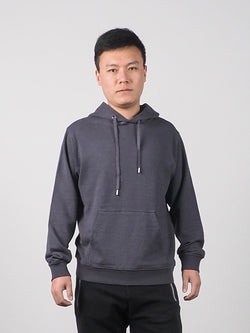 Hemp Organic Cotton Men's Sweatershirt With Pocket (GMJTP00022)