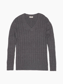 Recycled Hemp & Organic Cotton Sweater