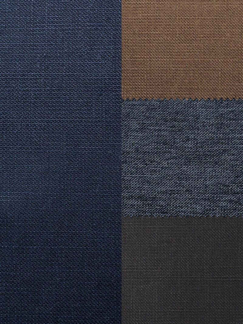 Hemp & Recycled Poly Heavy Weight Water Resistant  Fabric ( HP6911, Three Colors Available )