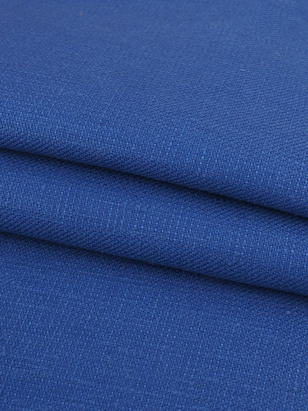 Hemp & Recycled Poly Heavy Weight Fabric ( HP6911 Blue Color ) - Hemp Fortex