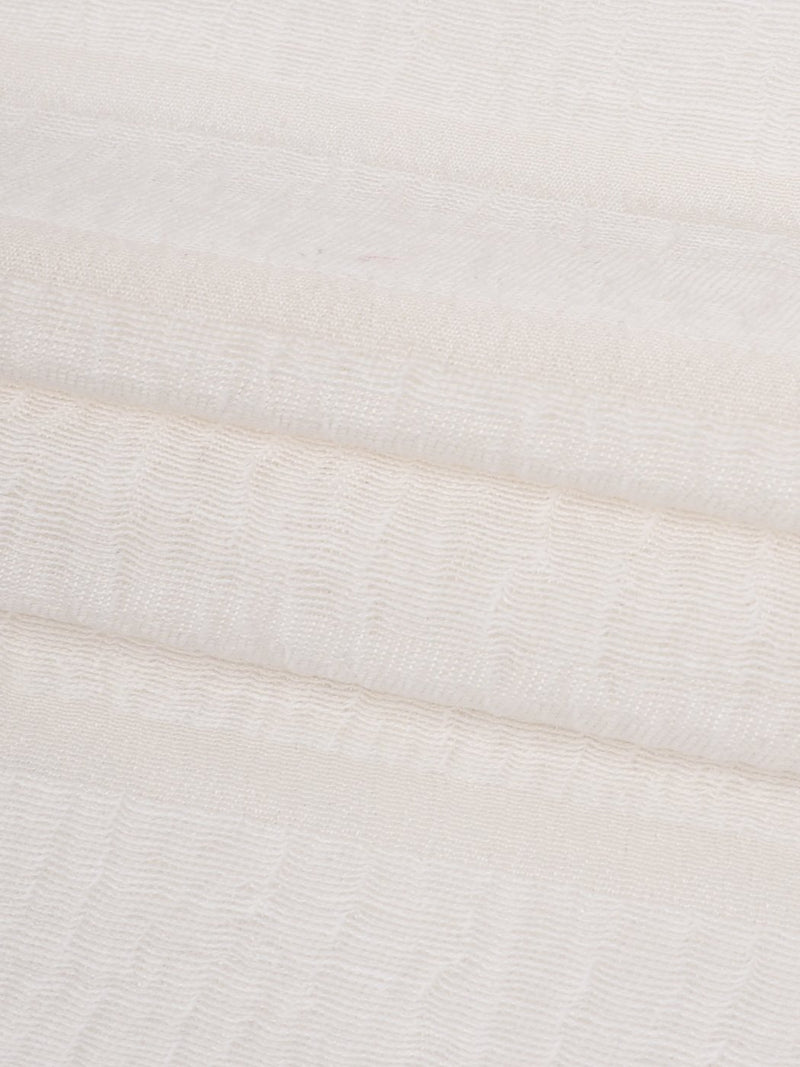 Hemp & Silk Light Weight Crinkle Fabric ( HS147A362 )