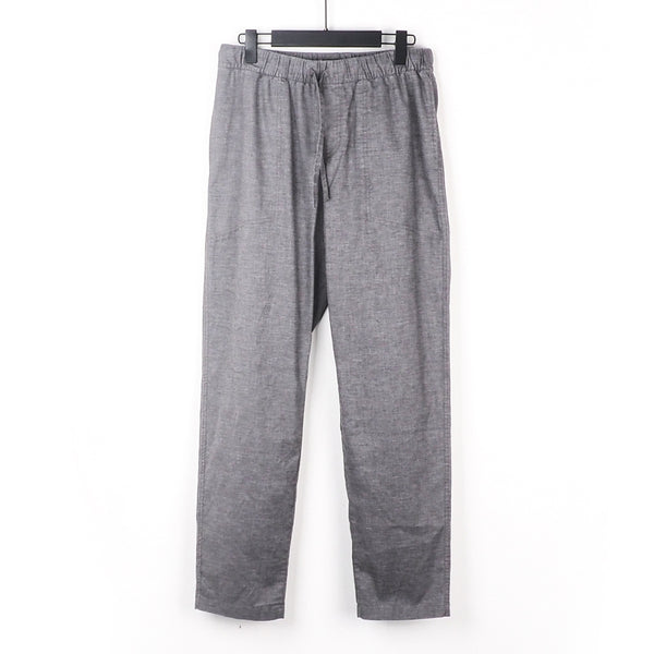 Hemp , Recycled Polyester & Elastane Men's Woven  Casual Pants (BST001)
