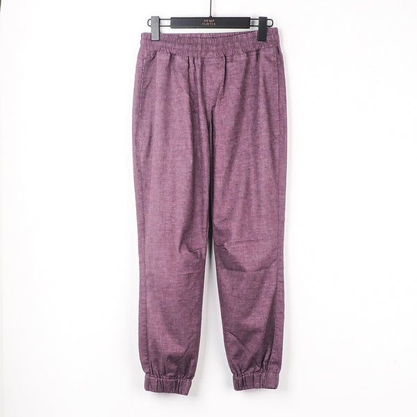 Hemp , Recycled Polyester & Elastane Women's Casual Stretched Trousers (BST008)