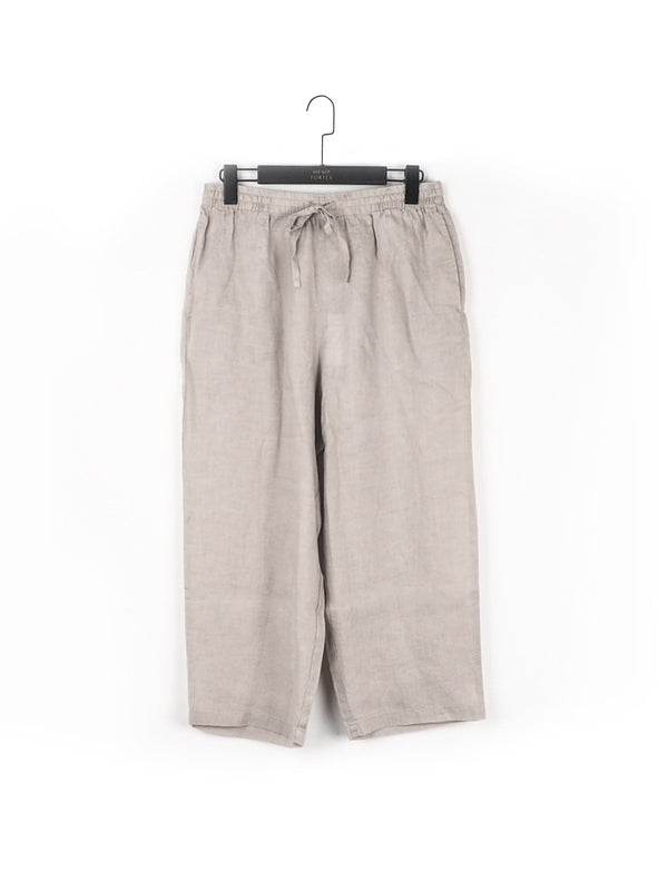 Pure Hemp Women's Woven  Loose Pants (BST019)