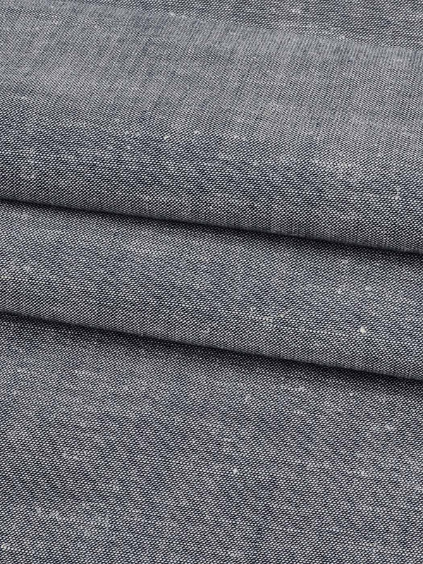 Hemp & Organic Cotton Light Weight Plain Fabric ( GH11133A )