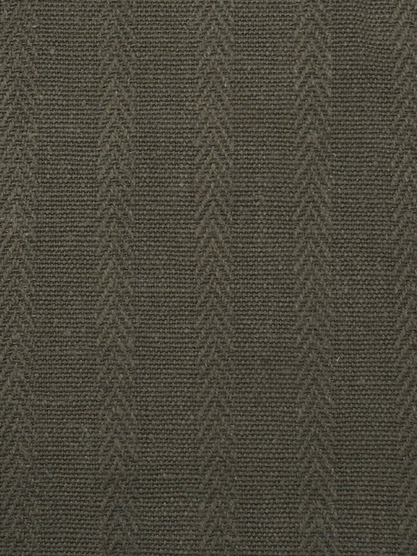 Hemp& Organic Cotton Mid-Weight Jacquard Fabric ( HG08251 Olive Green Color ) - Hemp Fortex