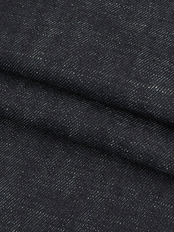 Hemp & Organic Cotton Mid-Weight Twill Denim Fabric ( HG09142 ) - Hemp Fortex