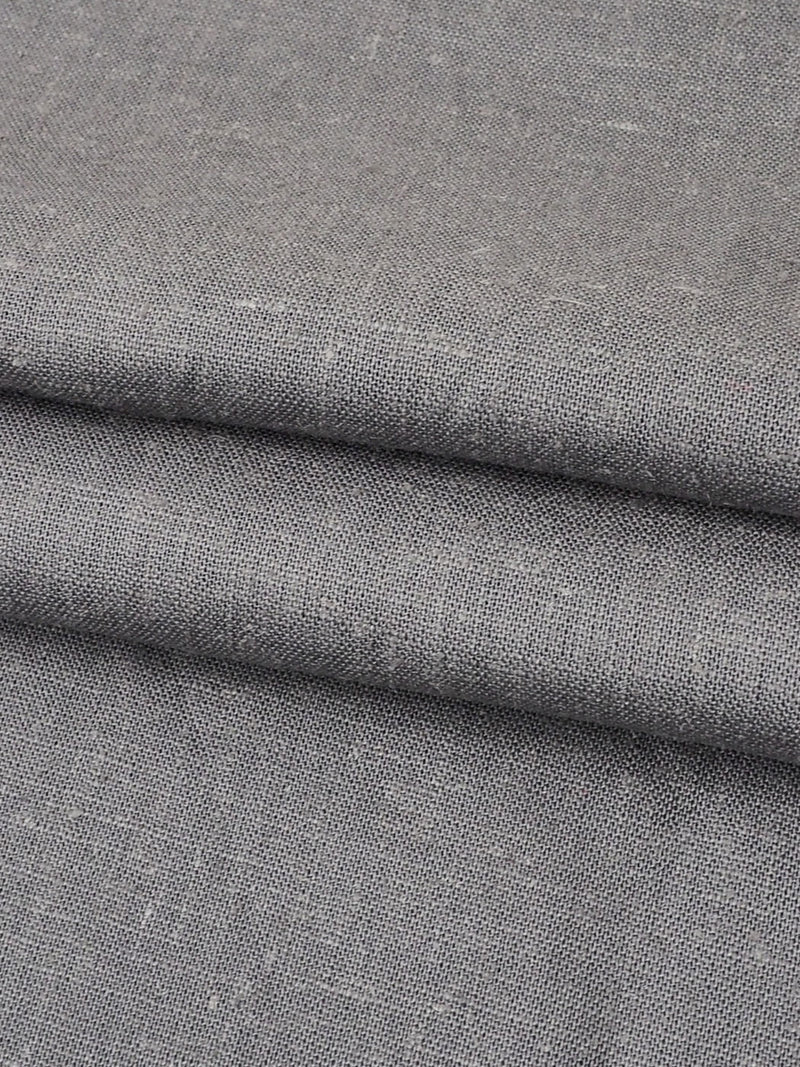 Hemp & Organic Cotton Light Weight Plain Weave Fabric(HG5801 Four Colors Available)
