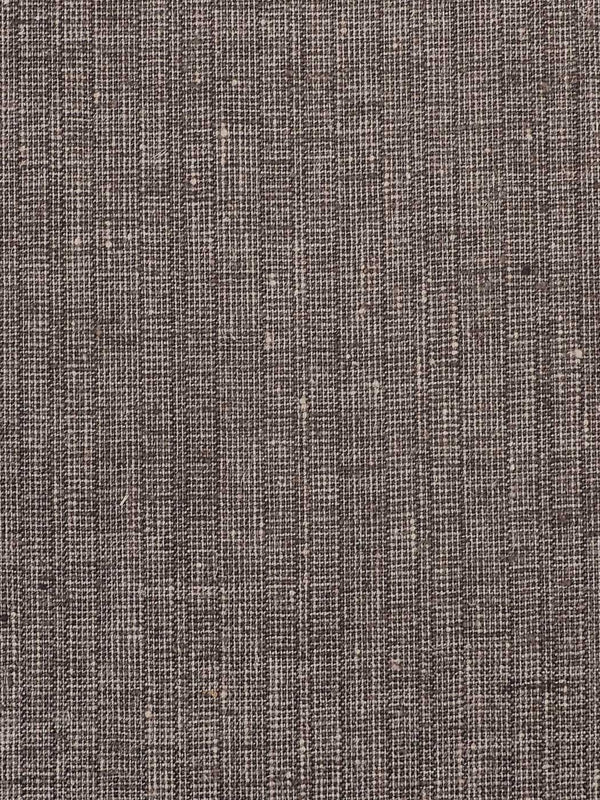 Hemp & Recycled Poly Mid-Weight Stretched Plaid Fabric(HP14306)