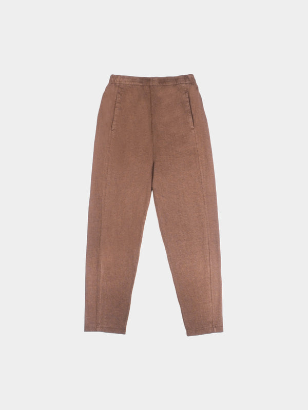 Hemp, Organic Cotton Mid -Weight Slacks (Three Colors Available) ( HTCQ08 )