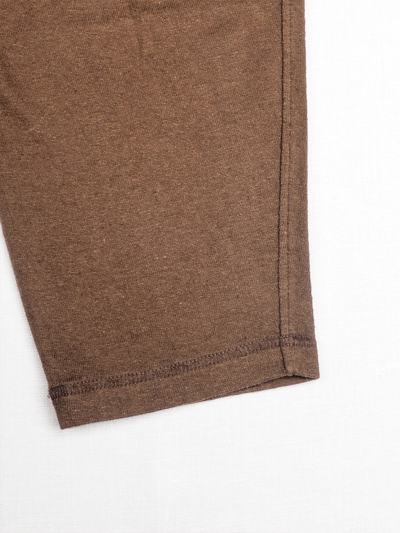 Hemp, Organic Cotton Mid -Weight  Baggy Pants ( HTCQ10 )