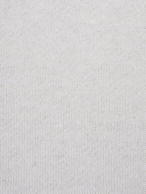 Hemp & Organic Cotton Heavy Weight Fleece Fabric ( KF2034C Natural Color ) - Hemp Fortex