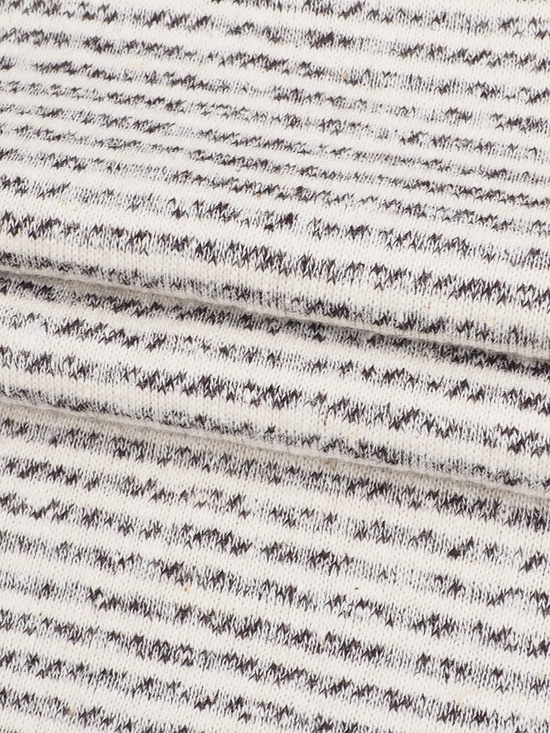 Hemp & Organic Cotton Heavy Weight Fleece Fabric ( KF21A825C )