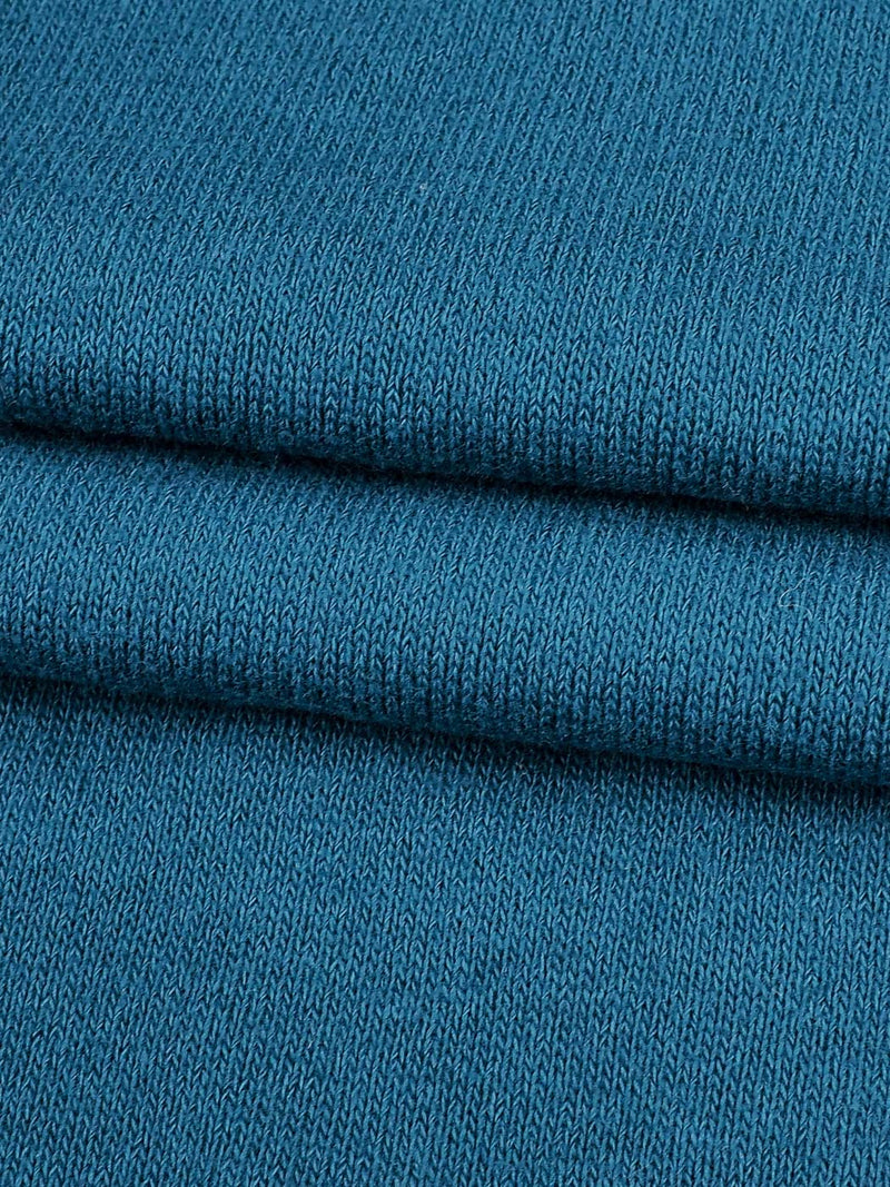 Organic Cotton & Recycled Poly Heavy Weight Fleece Fabric ( KF5034B )